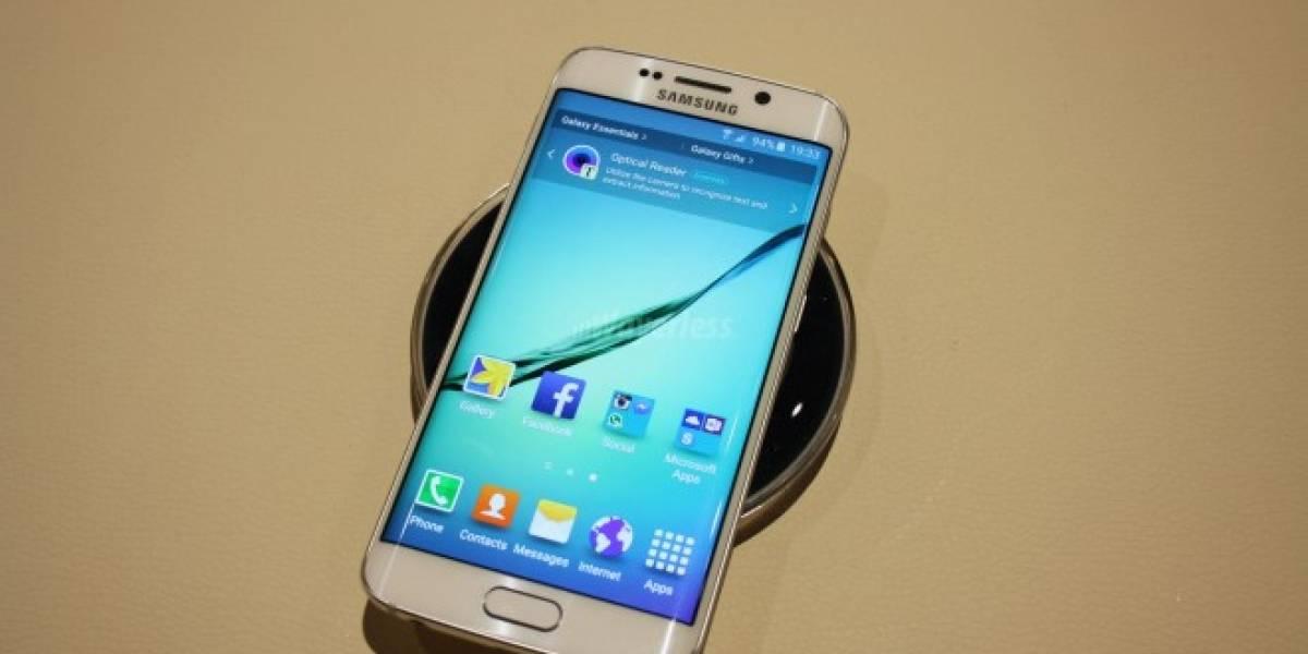 Samsung muestra las capacidades de carga rápida del Galaxy S6 Edge en un video