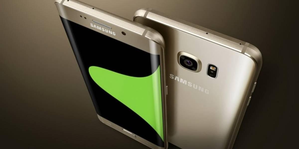 Samsung suma elegancia y sofisticación en el nuevo Galaxy S6 edge+
