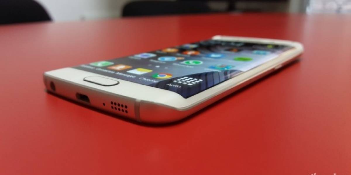 Aparecen imágenes reales del Samsung Galaxy S6 Edge Plus