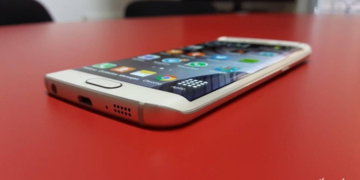 Aparecen imágenes y nuevos datos del Samsung Galaxy S6 Edge Plus
