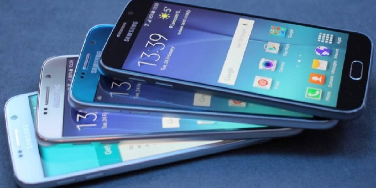 Samsung trabaja en una importante actualización para sus Galaxy S6 y Note 5