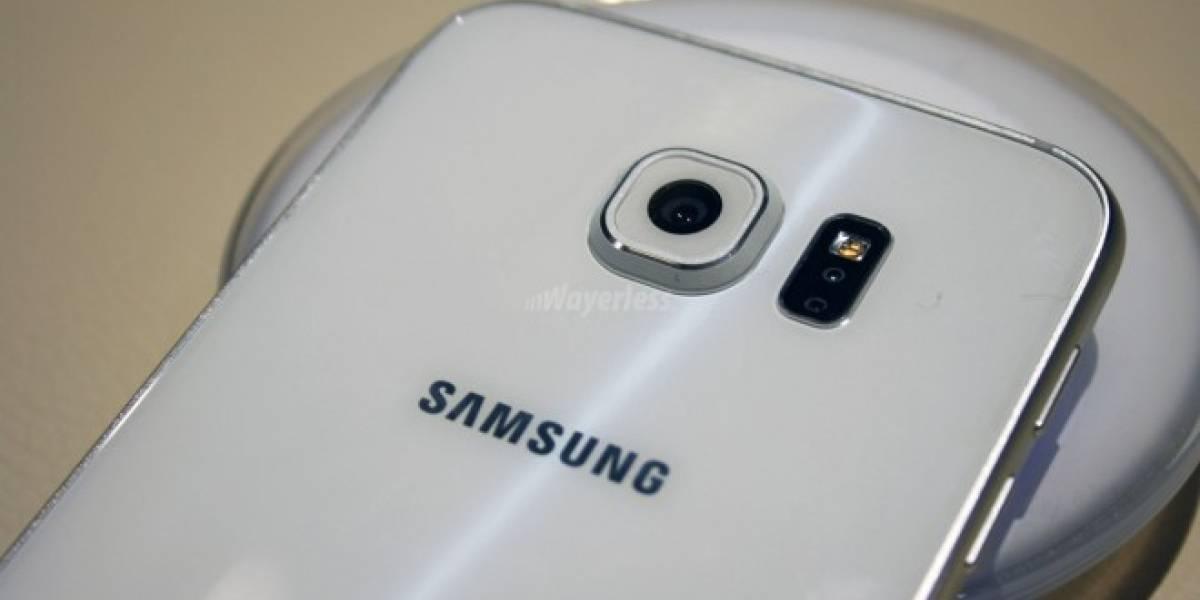 Samsung revela el precio de la batería de repuesto de sus Galaxy S6