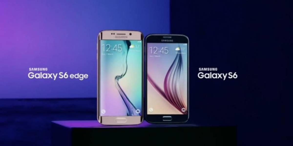 Versiones internacionales del Samsung Galaxy S6 y S6 Edge se actualizan a Android 5.1.1 Lollipop