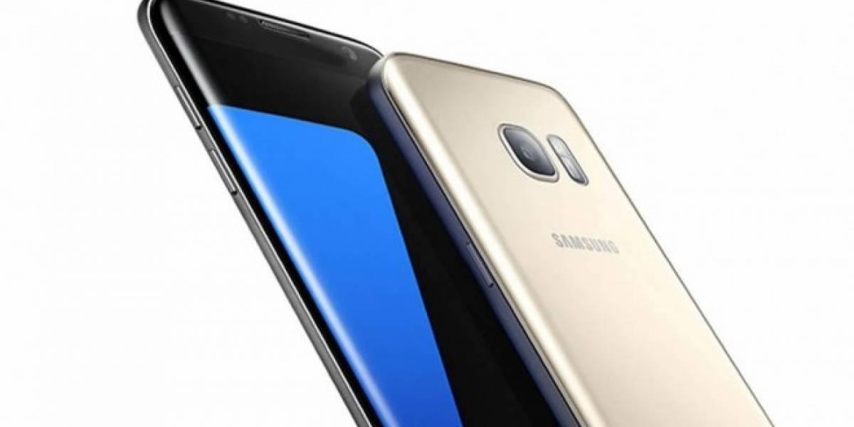 Samsung lanza parche para los Galaxy S7 y S7 edge que corrige problemas con la pantalla