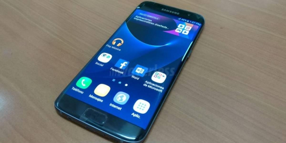Descarga gratis los wallpapers del Galaxy S7