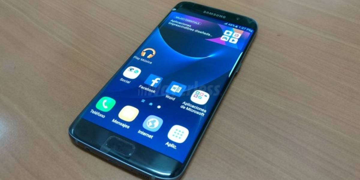 WOM trae a Chile los Galaxy S7 y S7 edge