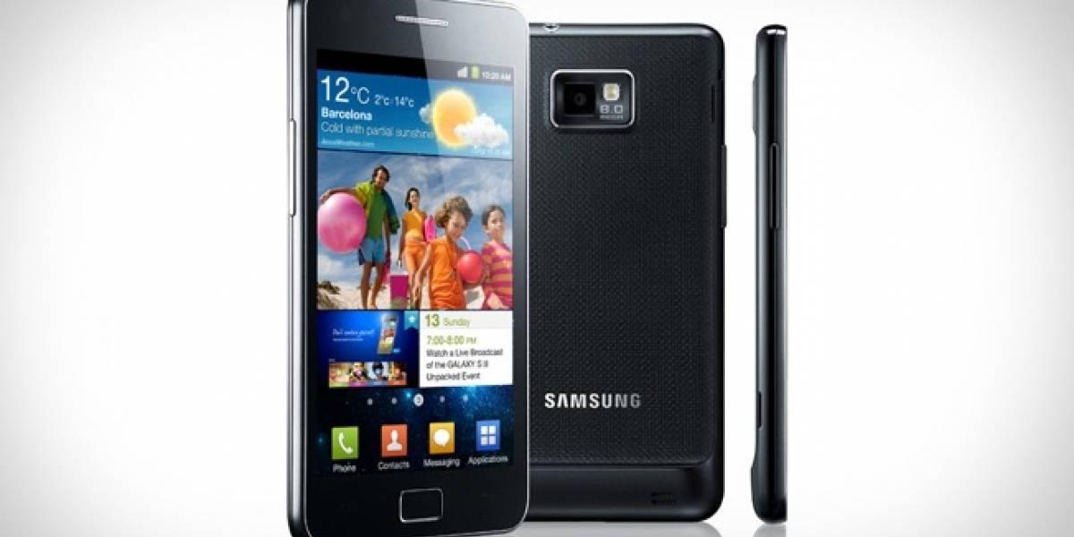 Samsung Galaxy S II aterriza en España