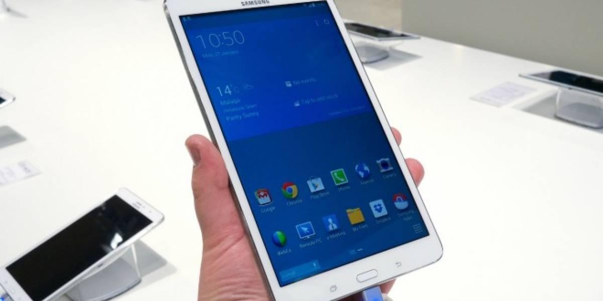 Se filtra información de una tablet Samsung con pantalla de 18,4 pulgadas
