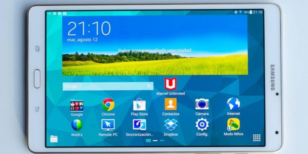 Se filtra un render de la Samsung Galaxy Tab S2 de 9,7 pulgadas
