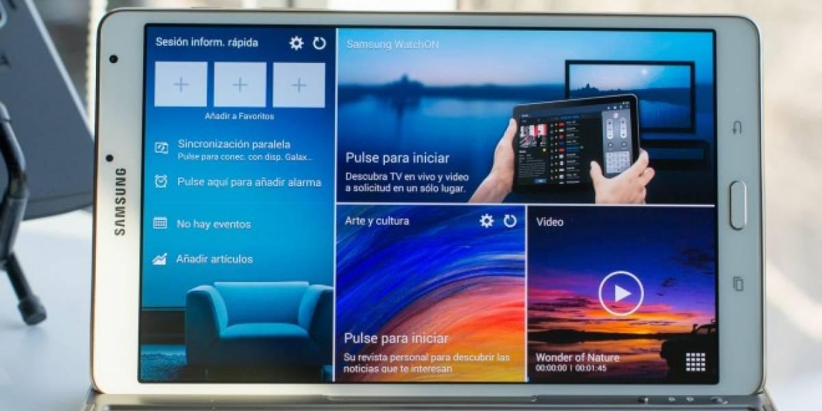 Aquí llegan las nuevas Samsung Galaxy Tab S2