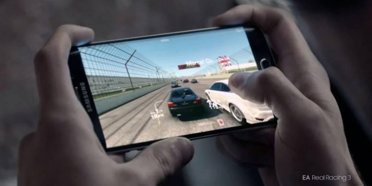 Samsung Game Recorder+ graba la pantalla de tu móvil mientras juegas #E32015