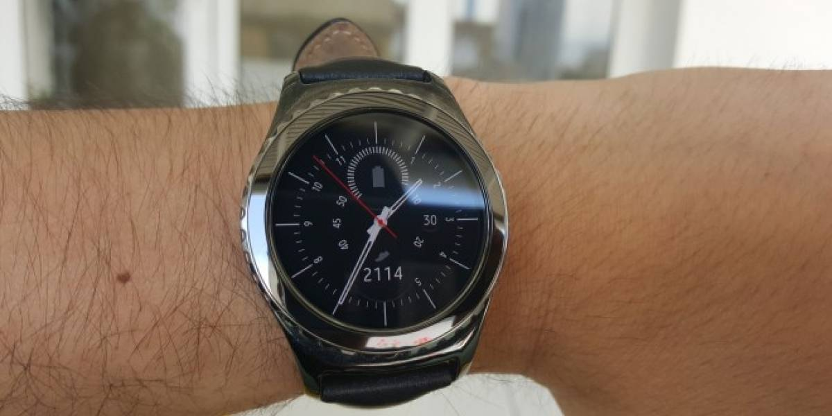 Review Samsung Gear S2 Classic [W Labs]