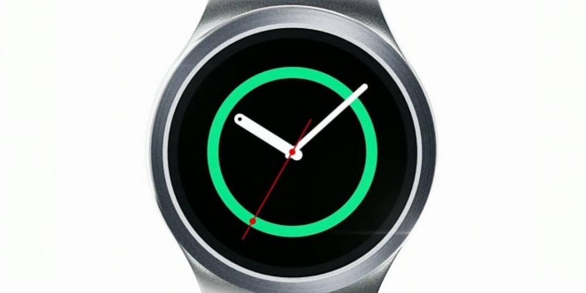 Samsung mostrará su reloj Gear S2 en IFA 2015
