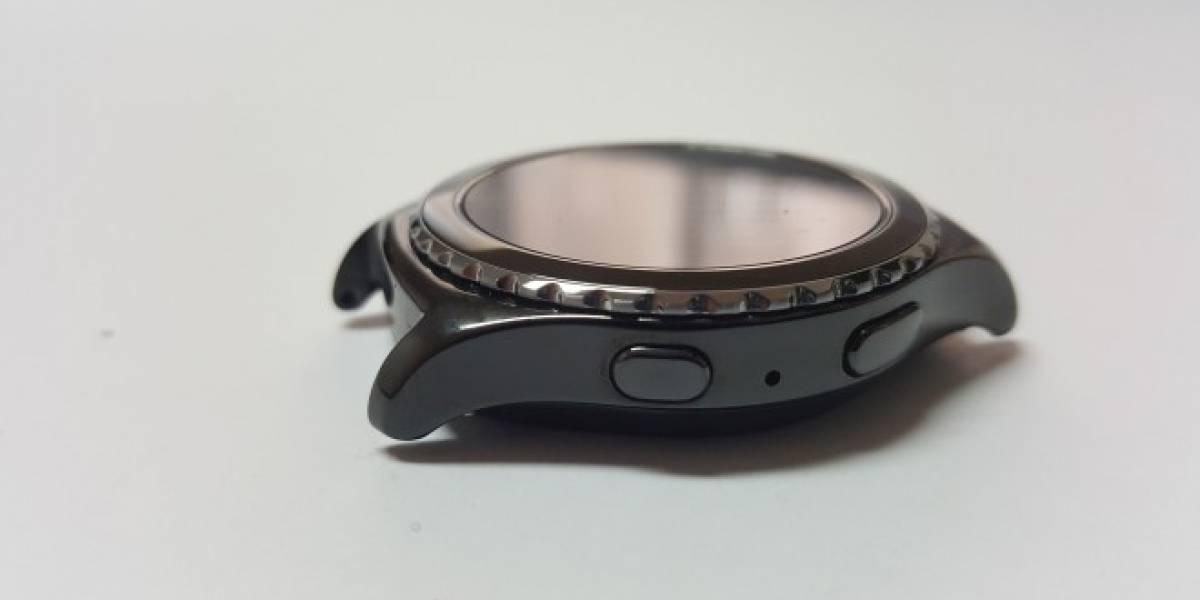 El Gear S2 de Samsung podría ser compatible con iPhone