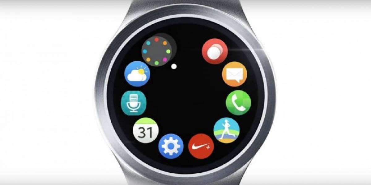 Ya puedes diseñar carátulas para el Samsung Gear S2 usando esta aplicación