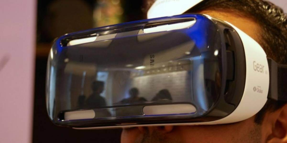 Gear VR podría dañar tus ojos o smartphone si no lo usas correctamente