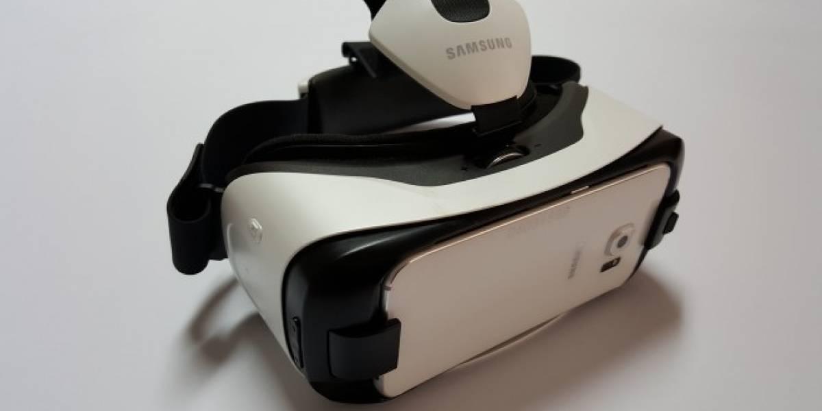 Samsung estaría trabajando en un control para el Gear VR
