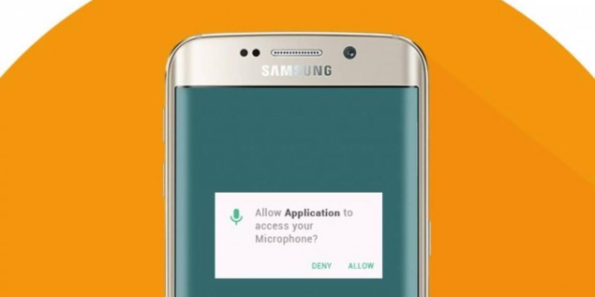 Estos serían los primeros Galaxy de Samsung en actualizarse a Android 6.0