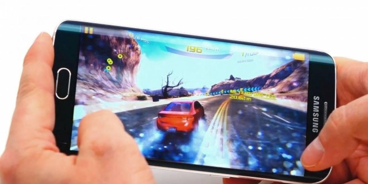 Samsung quiere tener juegos exclusivos en sus dispositivos móviles