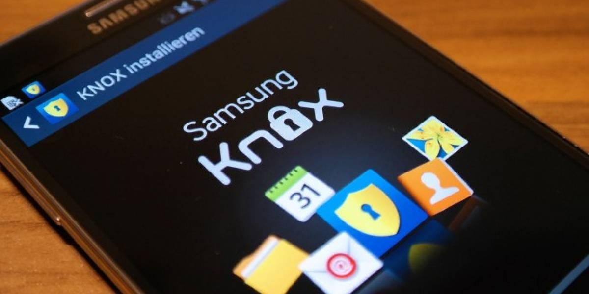 Samsung creará smartphone ultra seguro para organismo de defensa