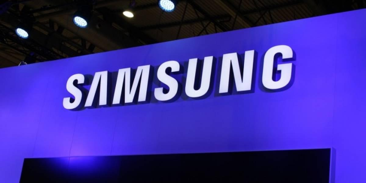 Samsung patenta método para que tu celular pueda medir tu grasa corporal