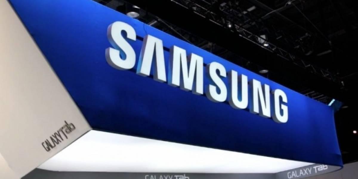Anuncio del Samsung Galaxy Unpacked muestra la silueta del Galaxy S6 Edge+ y una tablet