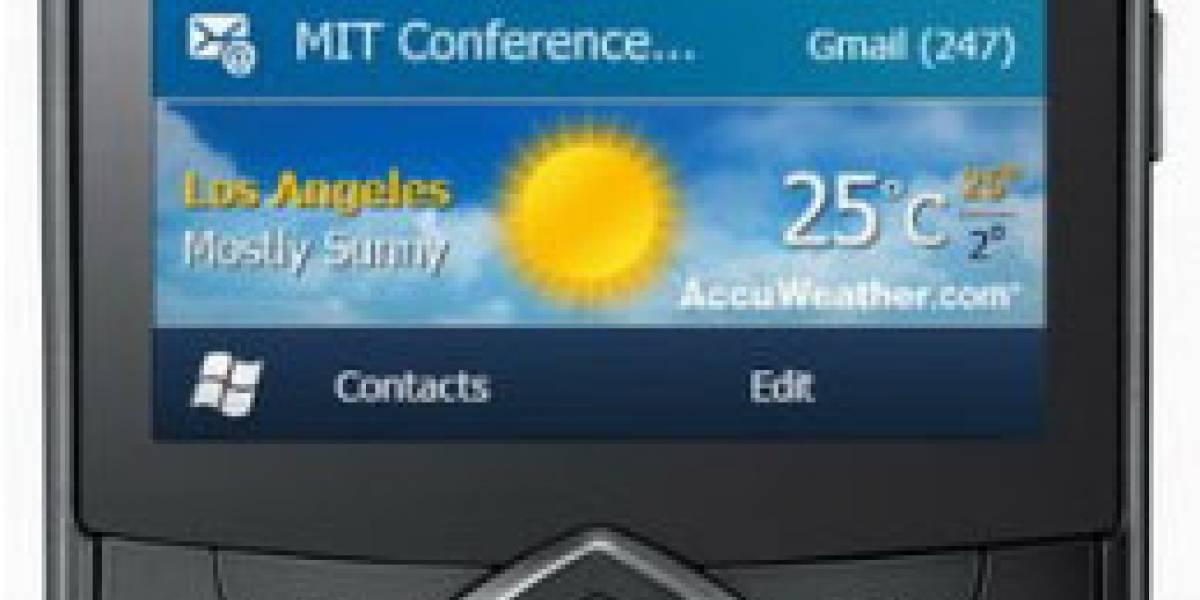 Samsung lanza el Omnia 735 (Omnia Pro 4) con Windows Mobile