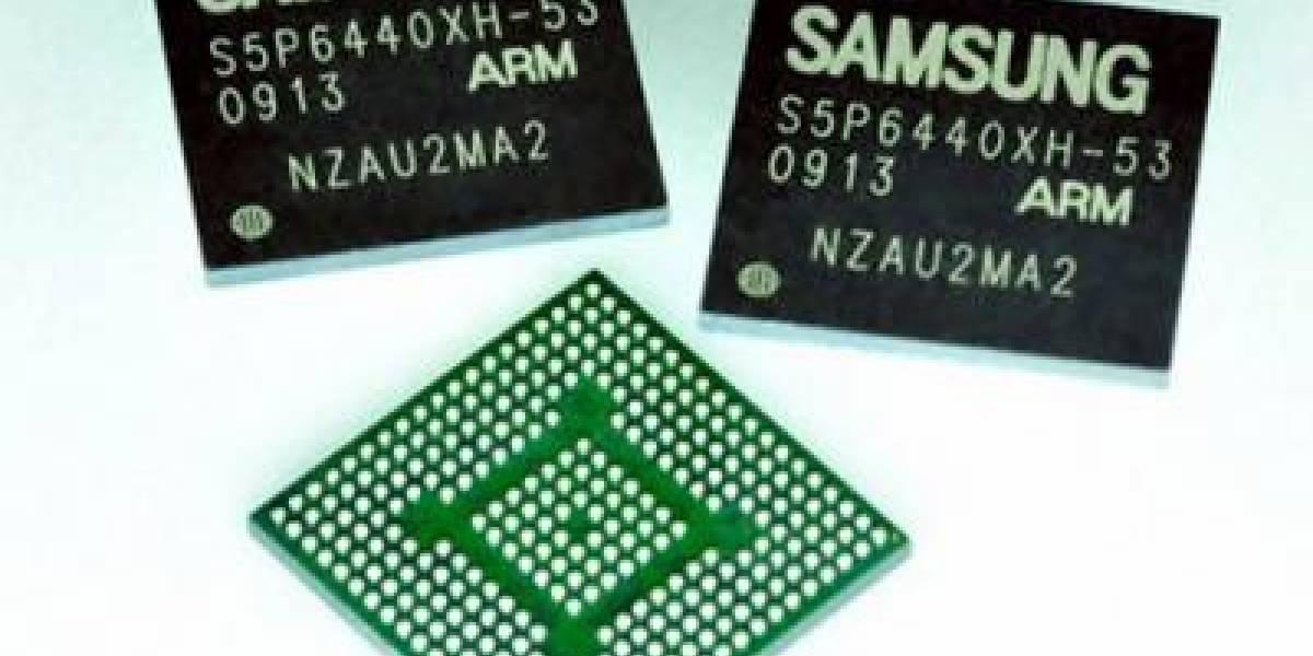 ¡Paren todo! Samsung amenaza con móviles dual-core a 2 GHz