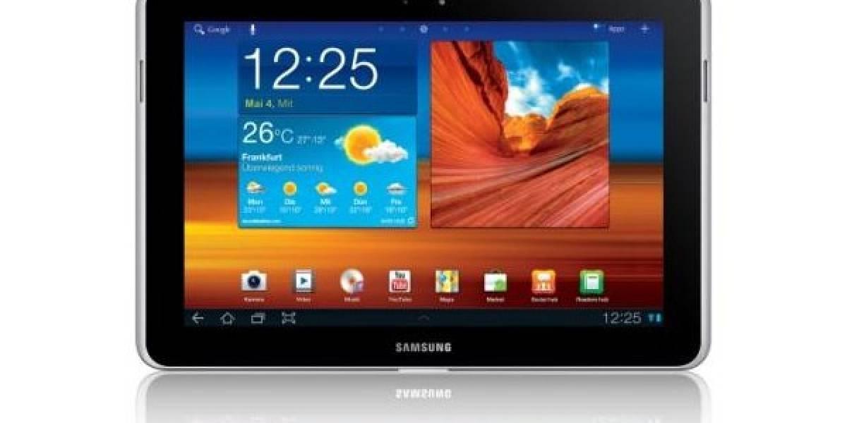 Samsung ya puede comercializar la Galaxy Tab 10.1N en Alemania