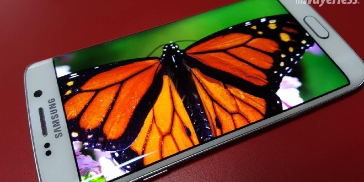 Samsung estaría desarrollando una pantalla 11K para smartphones