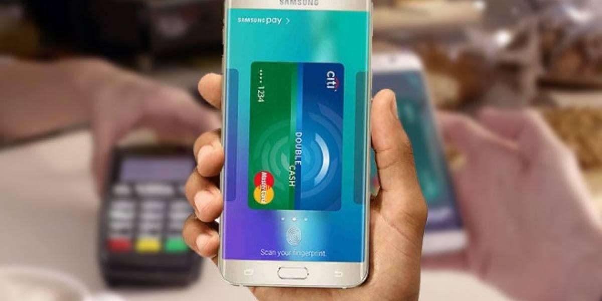 Samsung Pay llegará por fin a México este 2016