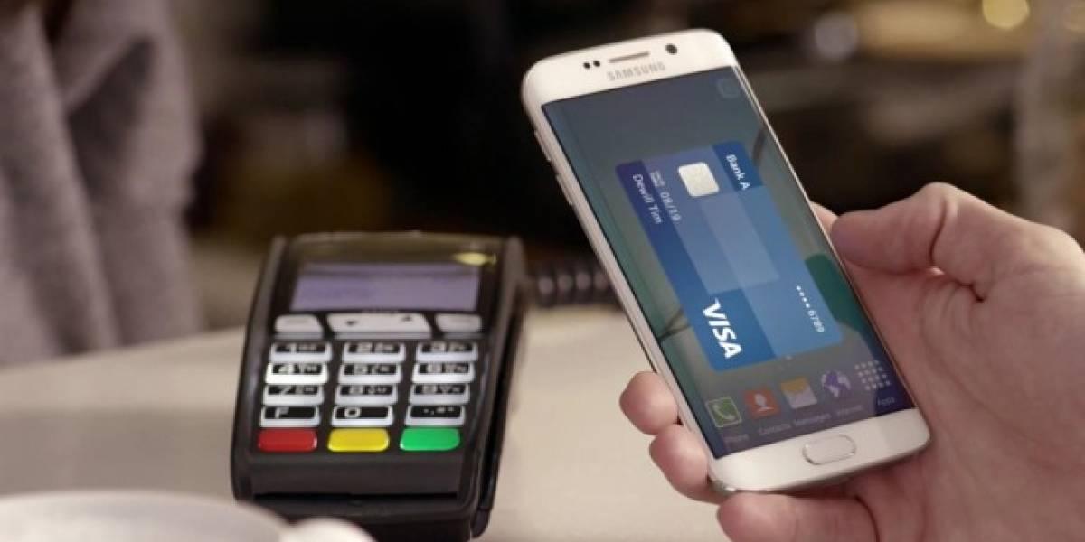 Samsung Pay llegará a Europa con ayuda de MasterCard