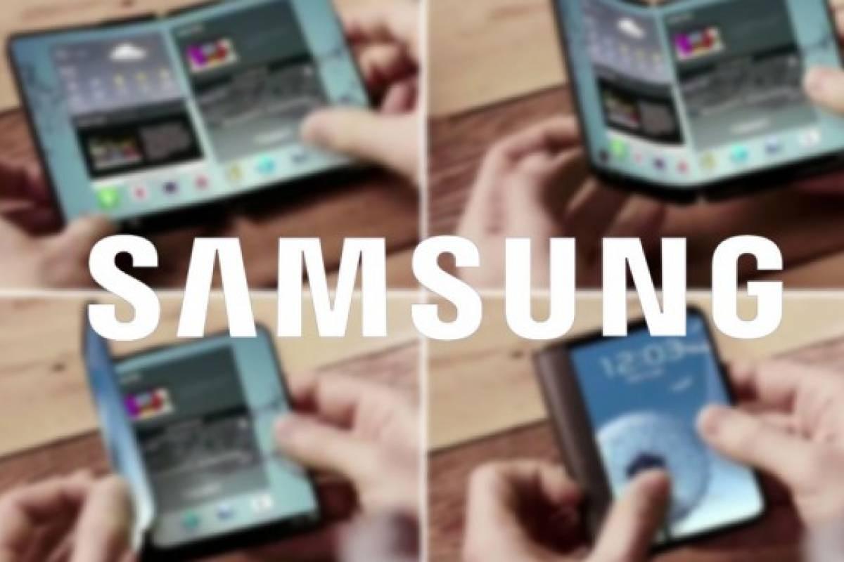 Samsung lanzaría dos teléfonos plegables en 2017