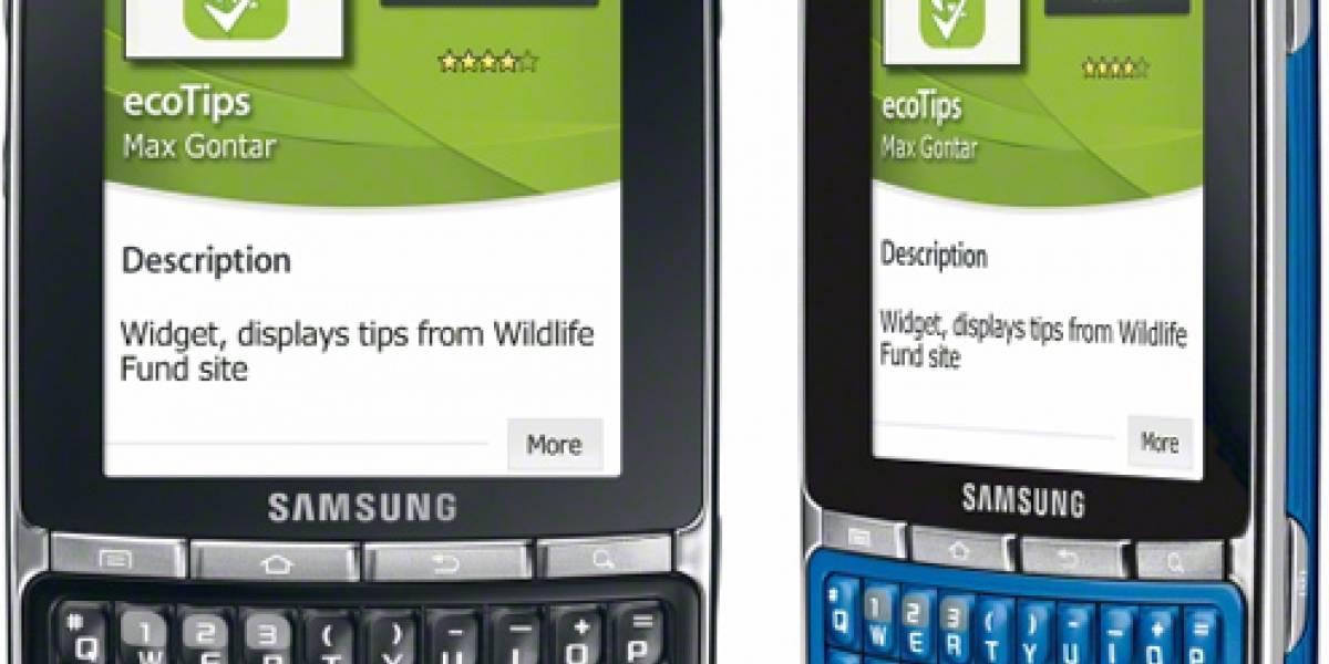 Sprint anuncia Samsung Replenish ecológico