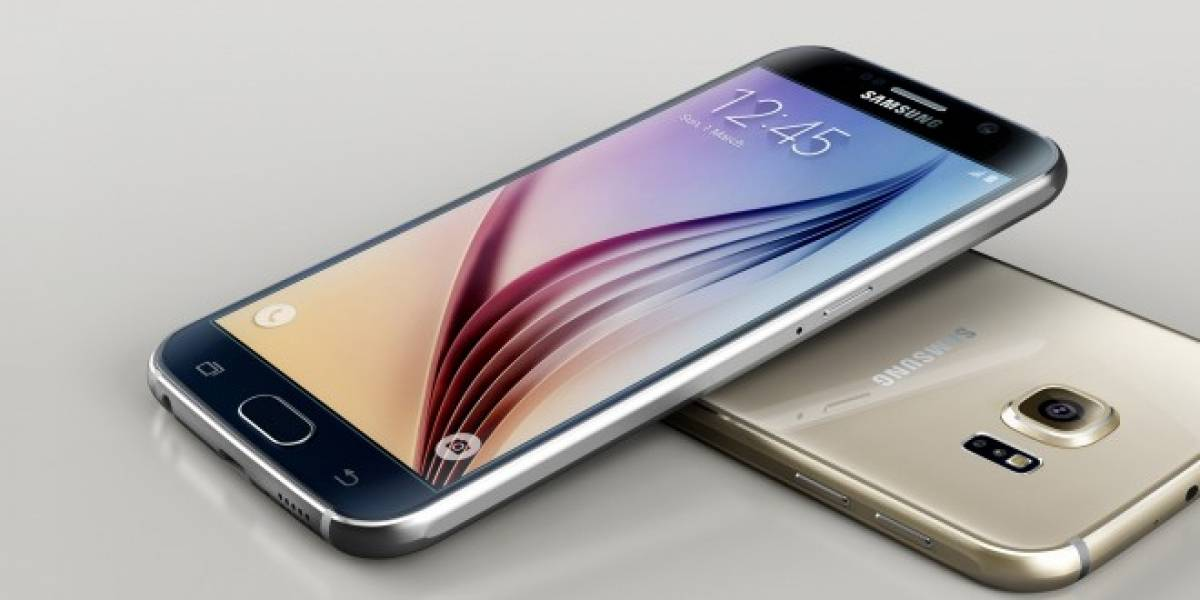 Samsung publica su propia prueba de caída para los nuevos Galaxy S6