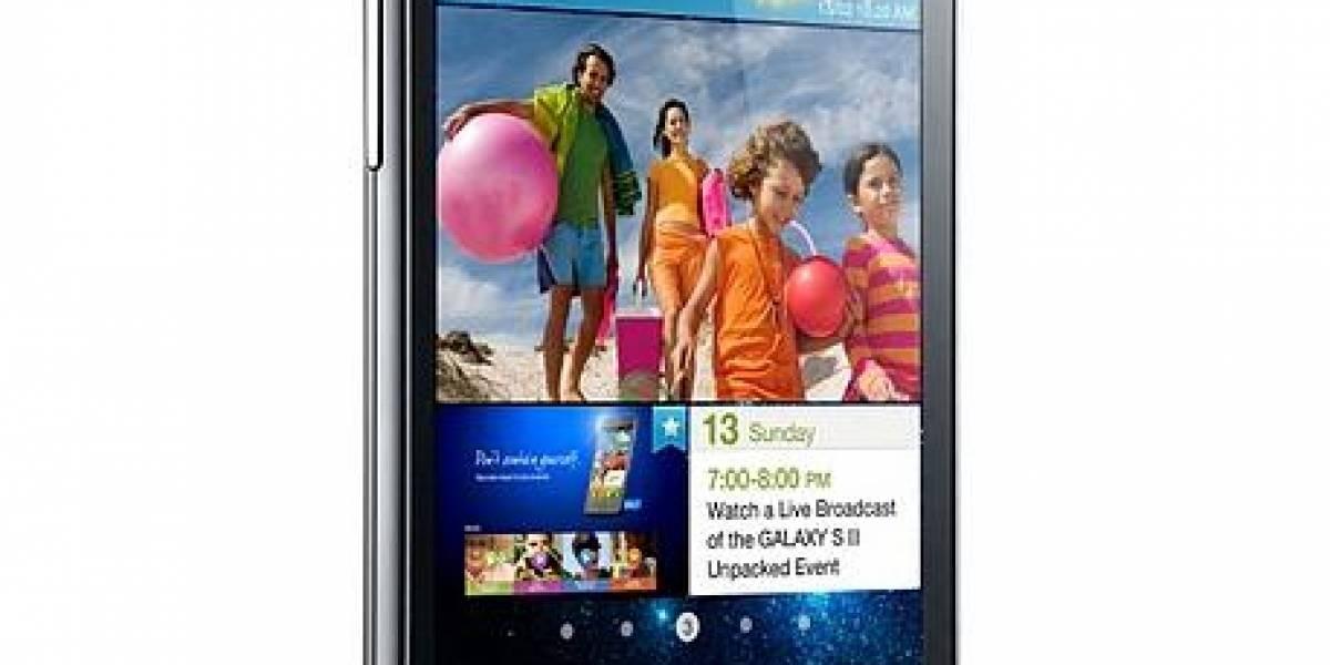 Samsung la está rompiendo en la MWC