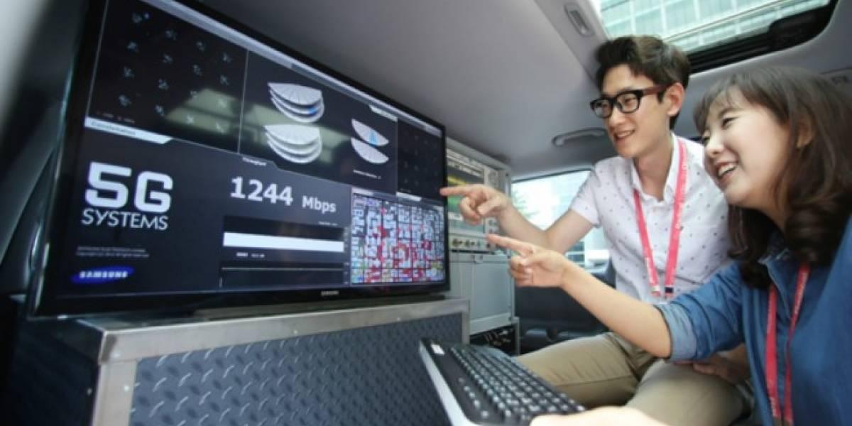Samsung consigue una velocidad de 7.5 Gbps en pruebas de conexión 5G