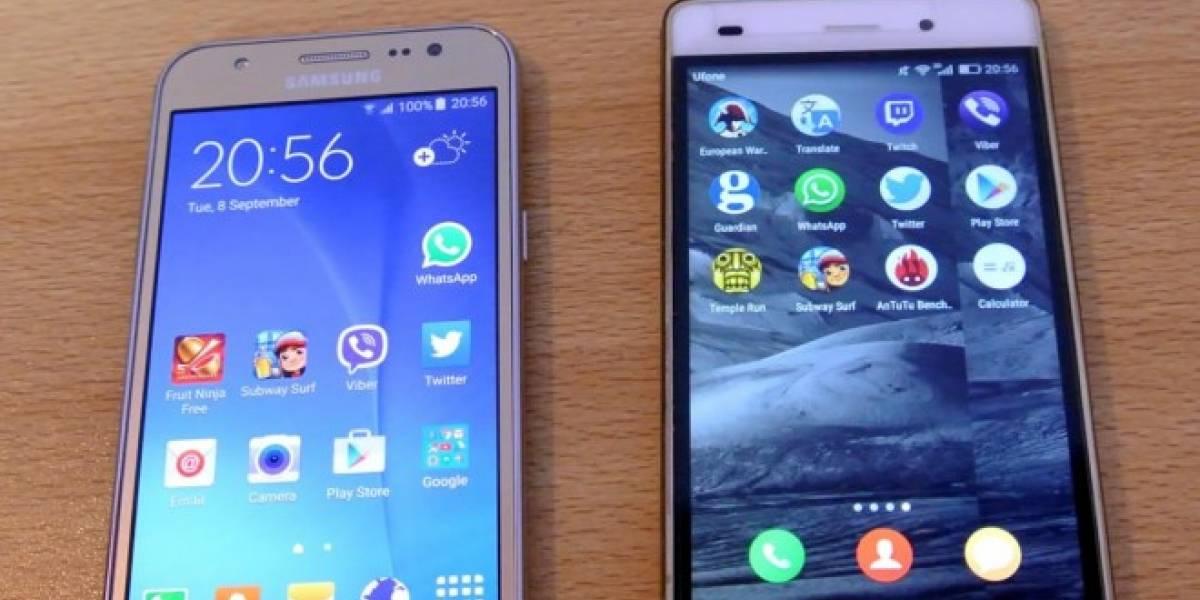 Huawei demanda a Samsung por infracción de patentes