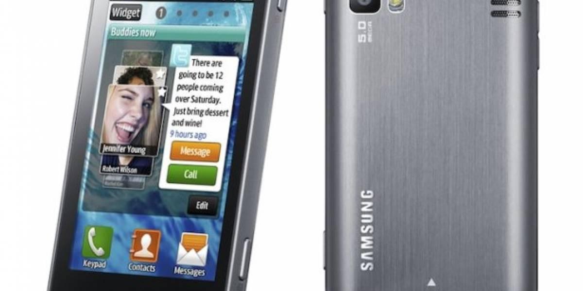 Samsung expande su línea Bada con el Wave 723
