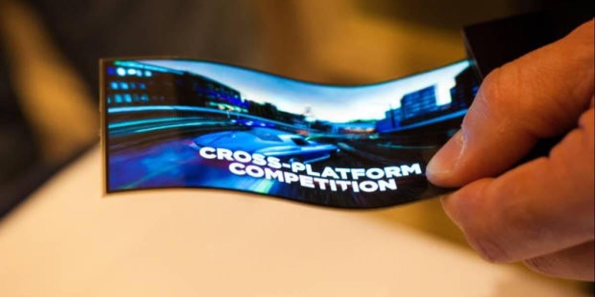 Samsung crea una empresa para comprar patentes de pantallas