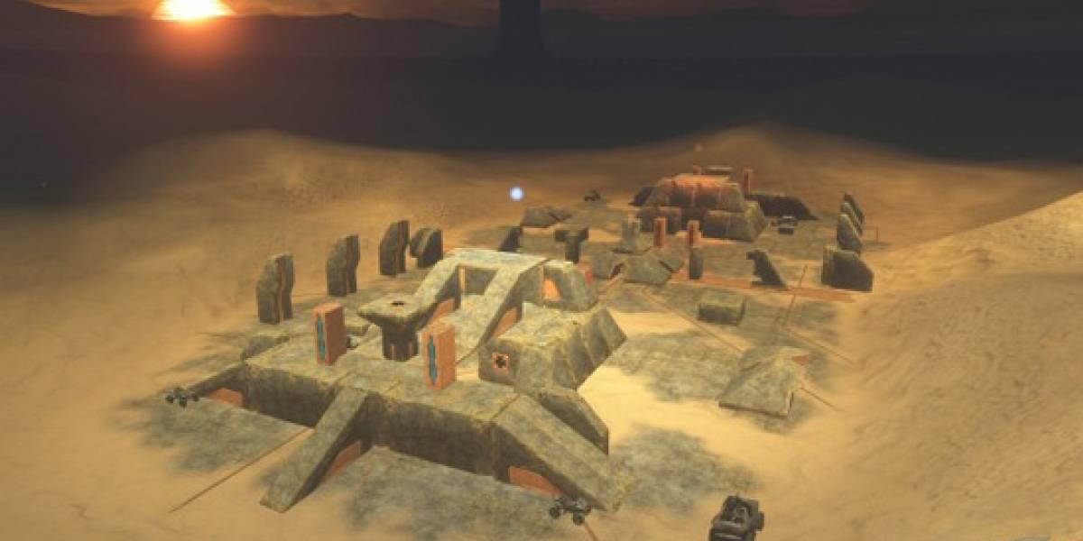 El Mythic Map Pack de Halo 3 llegará el 9 de Abril