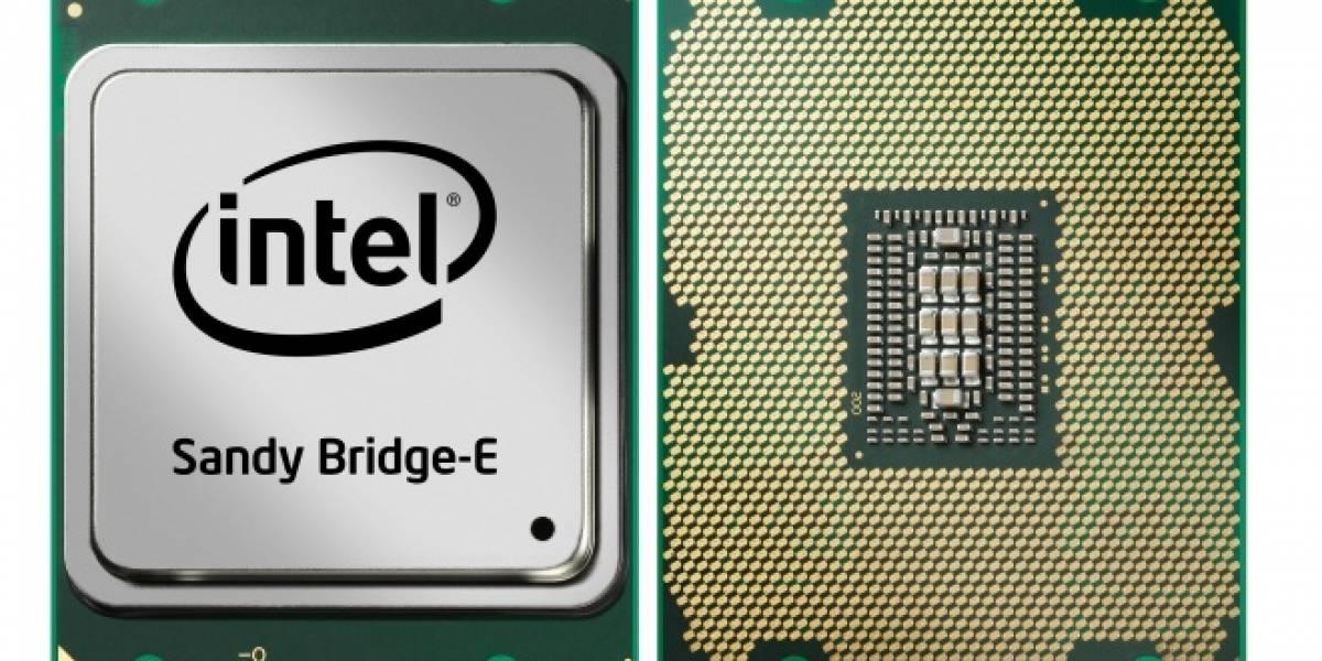 CPUs Intel Sandy Bridge-E stepping C1 no soportan multi-GPU en modo PCIe 3.0