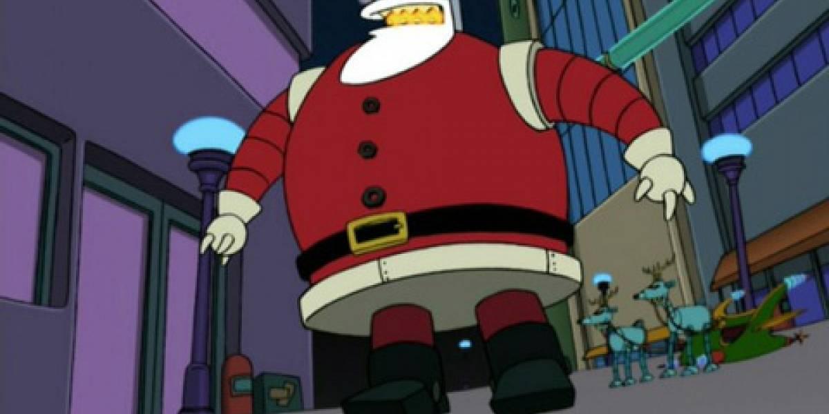El día que hackearon a Santa Claus