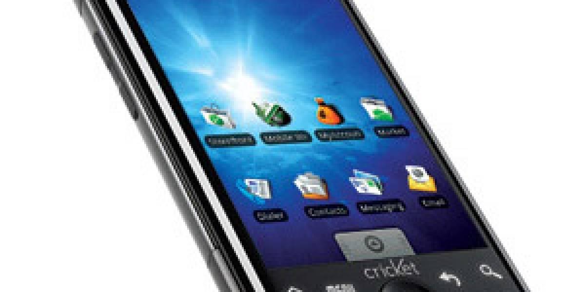 Kyocera presenta el Sanyo ZIO con Android 1.6