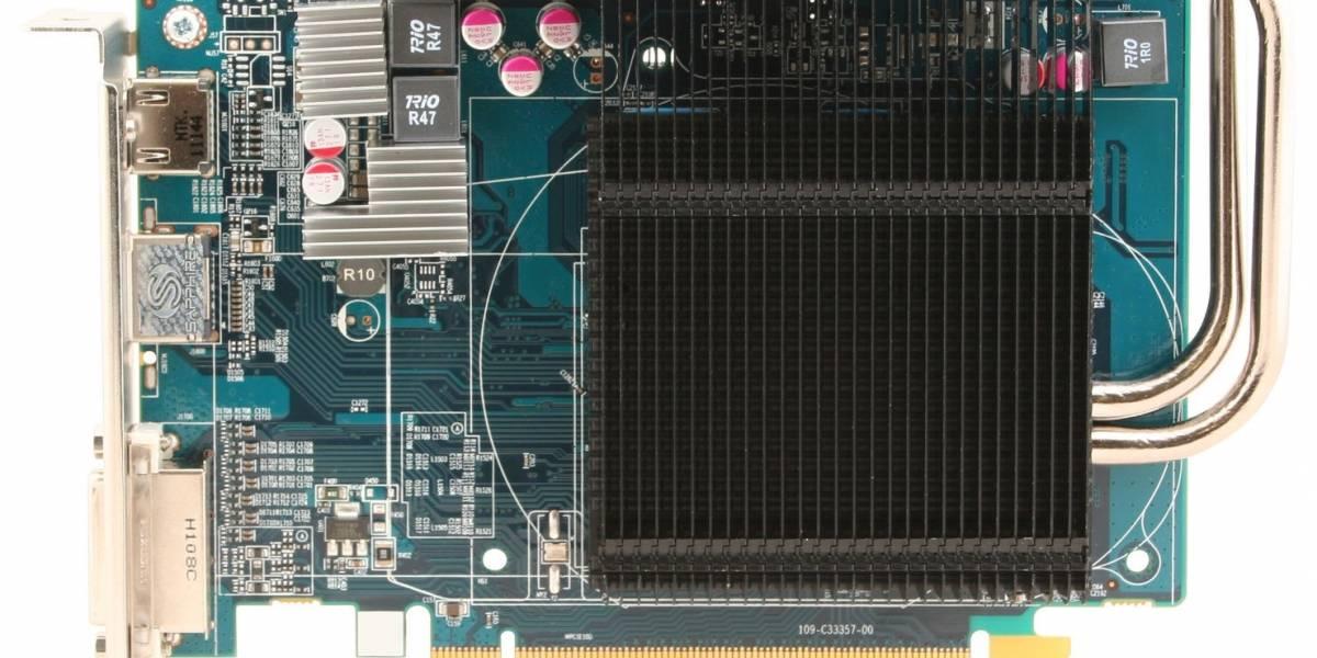 Sapphire Radeon HD 6570 y 6670 con refrigeración pasiva