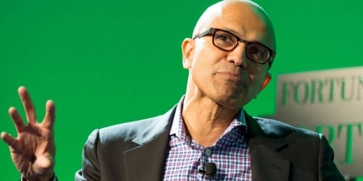Satya Nadella por fin admite que Windows Phone es insostenible
