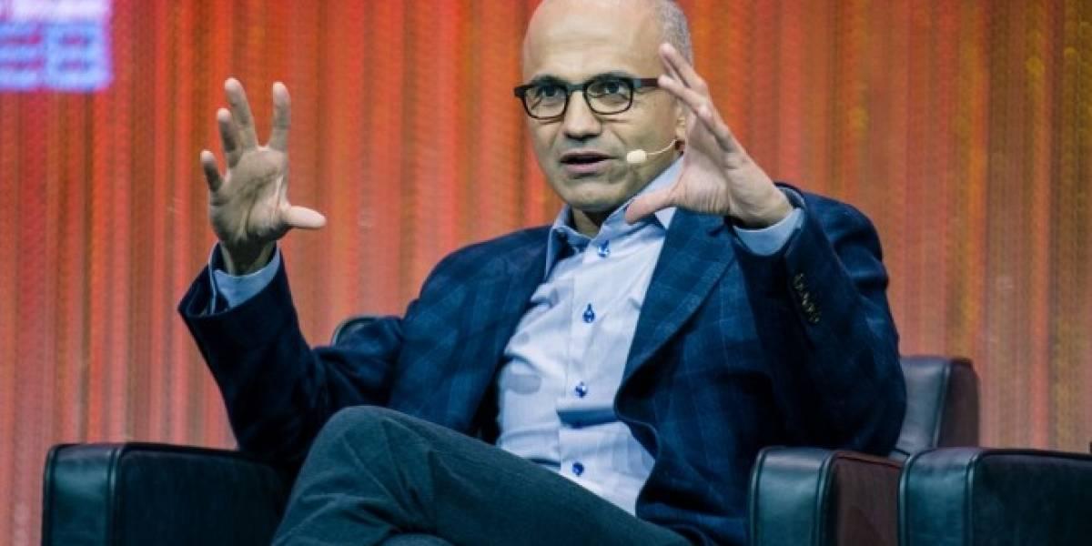 Satya Nadella habla de la estrategia de Microsoft para el mercado de móviles