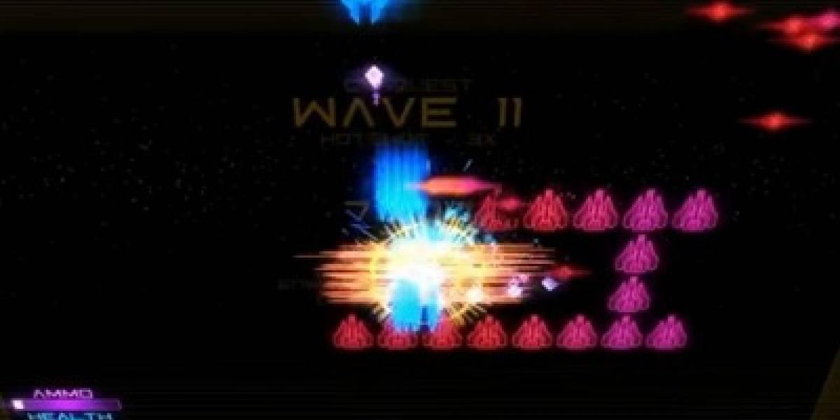 Frenético juego Super Crossfire llegará a iOS