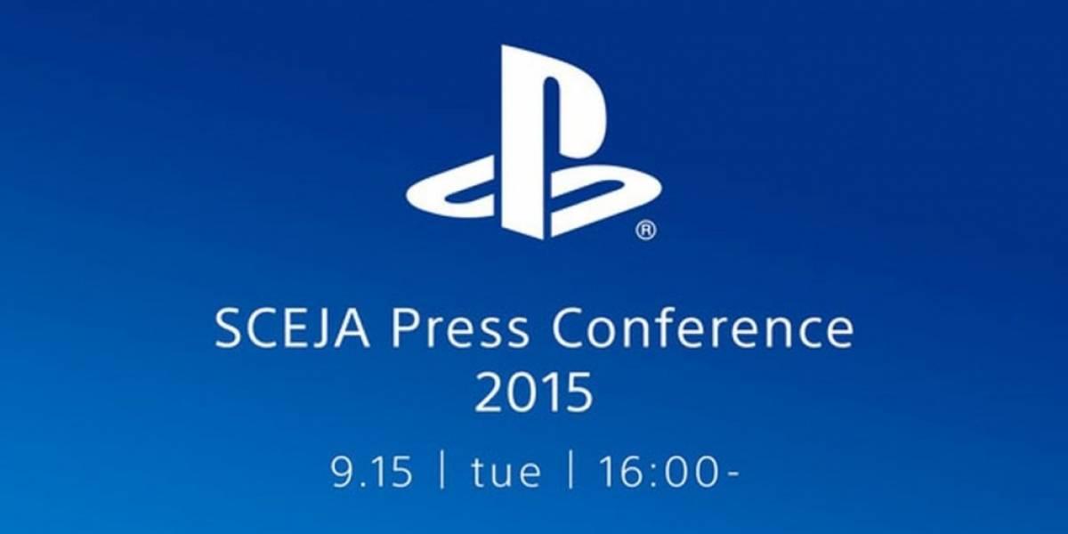 Resumen de la conferencia de prensa de Sony en #TGS15