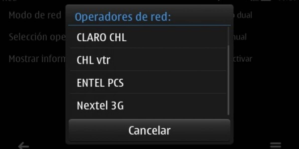 Chile: Teléfonos liberados sólo funcionarán con operadoras nacionales